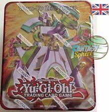 Yu-Gi-Oh Collectible Tin 2011 Wind Up Zenmaister Brand New Sealed English
