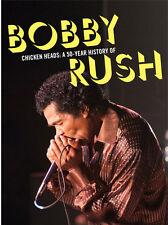 Bobby Rush - Chicken Heads: A 50 Year History of Bobby Rush [New CD] Explicit