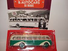AUTOBUS & AUTOCARS DU MONDE - PANHARD MOVIC IE 24 FRANCE 1948 au 1/43°