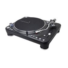 Audio-Technica Consumer AT-LP1240-USB XP DJ Direct-Drive Turntable AT-XP5 Cart
