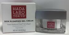 Hada Labo Tokyo Skin Plumping Gel Cream 1.76 Oz/50 ml with Super Hyaluronic Acid