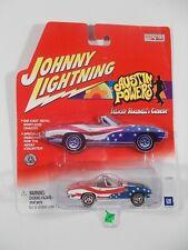 New listing Johnny Lightning 1/64 Austin Powers Felicity Shagwell's Corvette