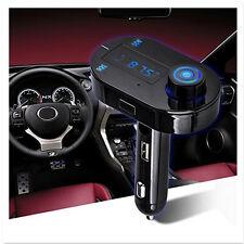 WIRELESS Bluetooth3.0 AUTO KIT LCD FM Trasmettitore Modulatore USB SD MP3 PLAYER t9s