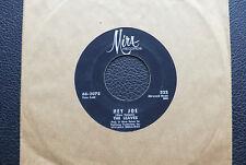 "7"" the Leaves-Hey Joe-US mira Garage"