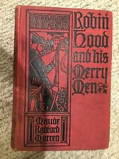 1914 book Robin Hood and His Merry Men by Maude Radford Warren