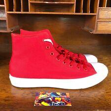 Converse Chuck Taylor All Star II Hi Skateboard Shoe 150145C Sz 10 w Lunarlon