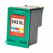 Cartuccia tricolore 343 C8766EE ~330 pagine compatibile con Photosmart 325