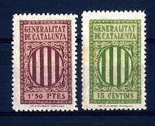 SPAIN - SPAGNA - 1889-1931 - Regno di Alfonso XIII. Cifre di controllo al verso