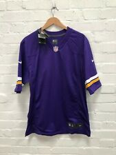 Nike Minnesota Vikings NFL Men's Home Jersey - Medium - Hunter 99 - Purple - NWD