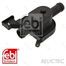Heater Coolant Control Valve VW Audi:PASSAT,TRANSPORTER III T3,80,GOLF I 1