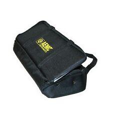 Aemc 211776 Small Flat Black Canvas Bag For Ground Accessory