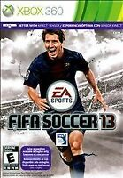 Fifa Soccer 13 XBOX 360 Sports (Video Game)