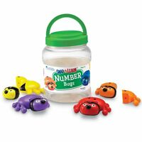 Learning Resources - Snap 'n' Learn Number Bugs