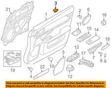 JAGUAR OEM 10-18 XJ Front Door-Door Trim Panel Retainer Nut XR82312