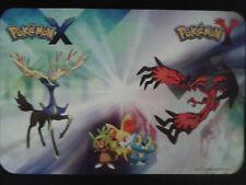 Pokemon X e Y tovaglietta da colazione - NUOVA originale Nintendo