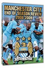 AS NEW! Manchester City FC Season Review 2008/2009 DVD Man City 08/09