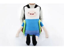 Adventure Time Finn Large Doll Plush Doll Pillow Cartoon Network Jake BMO Toy
