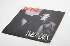 GINO VANNELLI - BLACK CARS - 1984 - VINYL RECORD LP ALBUM - POLYDOR RECORDS!