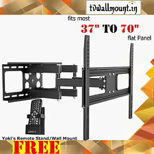"Imported LCD / LED TV Wall Mount Bracket Corner Swivel 37"" 42"" 46"" 60"" 63"" F STB"