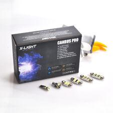 13 x Whtie LED Light Bulb Lamp Interior Package Kit For 2010-2015 GMC Terrain