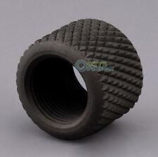 .223 / 5.56 Muzzle Brake Compensator Steel Rifle Thread Protector Dia 12mm Black