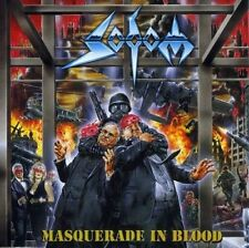 CDs de música death metal sodom