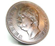 Savoia-Umberto I (10 Centesimi) 1893 Roma