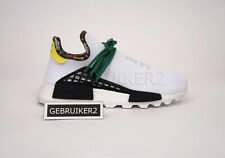 adidas Originals x Pharrell PW Solar Hu NMD Inspiration Pack Ftwr White - EE7583