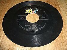 "PAT BOONE-""SUGAR MOON/CHERIE I LOVE YOU""  7"" 45RPM-1958-EARLY PRESS-DOT 45-15750"