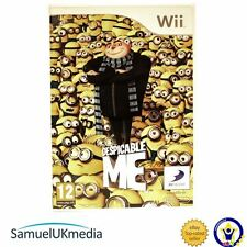 Despicable Me (Nintendo Wii) **GREAT CONDITION**