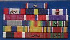 World War II General Patton Replica 16 Medal Ribbon Set