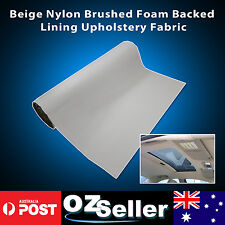 3.5Ms MAutomotive Upholstery Headliner Fabric Liner Roof Repair Trim Material OZ