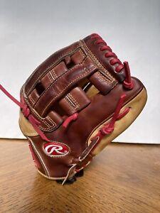 """Rawlings Pro Preferred PROS17HC2T 11.75"""" Infielders Glove"""