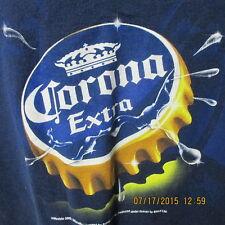 Corona Extra S/S Navy Blue T-Shirt, 3XL, Great Condition