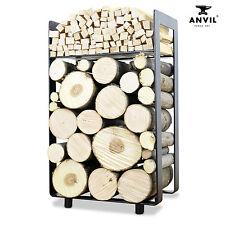 The Dorset Log Holder Firewood Rack Log Basket Firewood Holder Storage