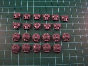 11 Space Marine Horus Heresy Tactical Legionary MK IV Torsos (bits)