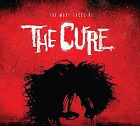 MANY FACES OF THE CURE  3 CD NEU