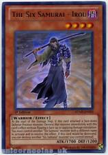 RYMP-EN093 The Six Samurai - Irou Ultra Rare 1st Edition Mint YuGiOh Card