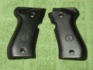 Custom Grips for Browning BDA 380 Black