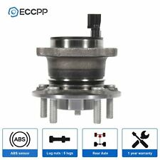 For Lincoln Mkc 2015-2017 Ford C-Max Escape Rear Wheel Bearing & Hub Assembly