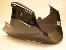 Suzuki BANDIT GSF600 00 - 04 Negro VIENTRE PAN Spoiler Inferior Carenado 207020A
