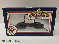 Bachmann 33-950 OO Gauge 1 Plank Wagon W/Container LNER