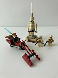 Lego Star Wars Tusken Raider Encounter Set 7113 99.999999% Complete.