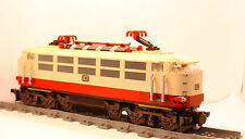Custom br103 Lok de lego ® Lok Ferrocarril Tren IC té Rin oro Intercity Train