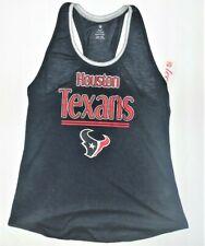 NFL Teens Apparel Junior Girls Houston Texans Tank Top Size XLarge 15/17 NWT