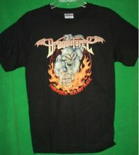 DRAGONFORCE INHUMAN RAMPAGE 2007 VINTAGE DEAD STOCK CONCERT SHIRT-NEW-RARE-SMALL