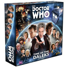 Doctor Who: Time of the Daleks - Board game - Factory Sealed - Free Shipping