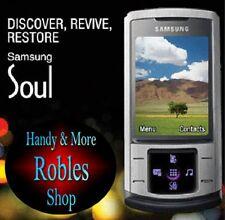 Samsung U900 Soul Grey (Ohne Simlock) 3G 5,0MP BLITZ RADIO MP3 Bluetooth GUT