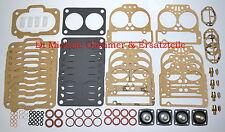 4x42 Dcnf Carburatore Weber Kit, Maserati, Martin Aston, Set Riparazione