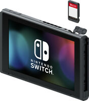 Nintendo Switch 32GB Gray Console Only